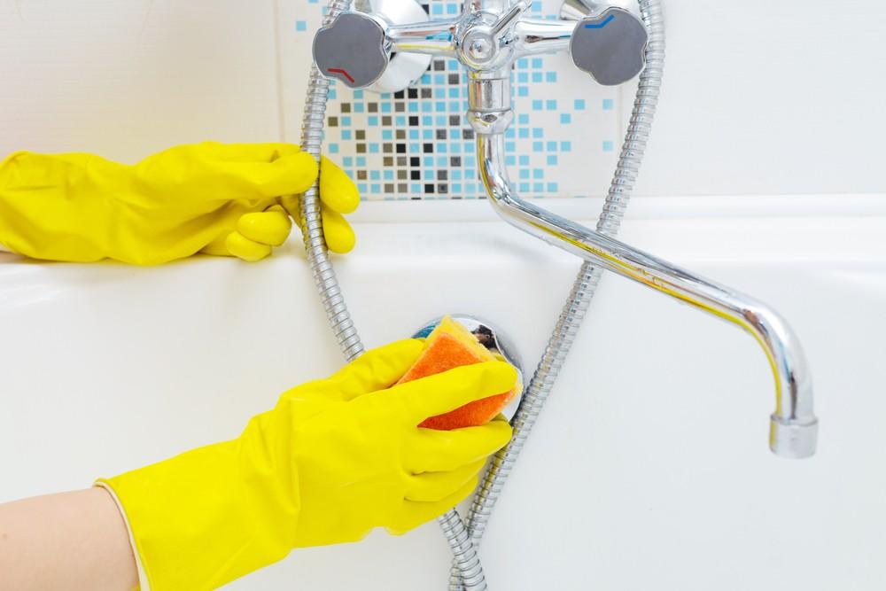 Как отмыть ржавчину в ванной? — Проверенные методы