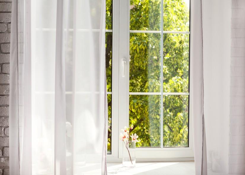 Чем отбелить тюль от желтизны в домашних условиях? — Топ советы