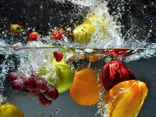 Как и чем правильно мыть овощи и фрукты — С заботой о здоровье