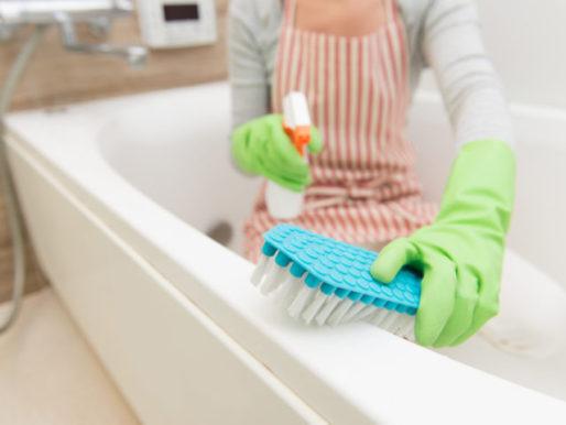 Избавляемся от плесени в ванной — Самостоятельно и навсегда