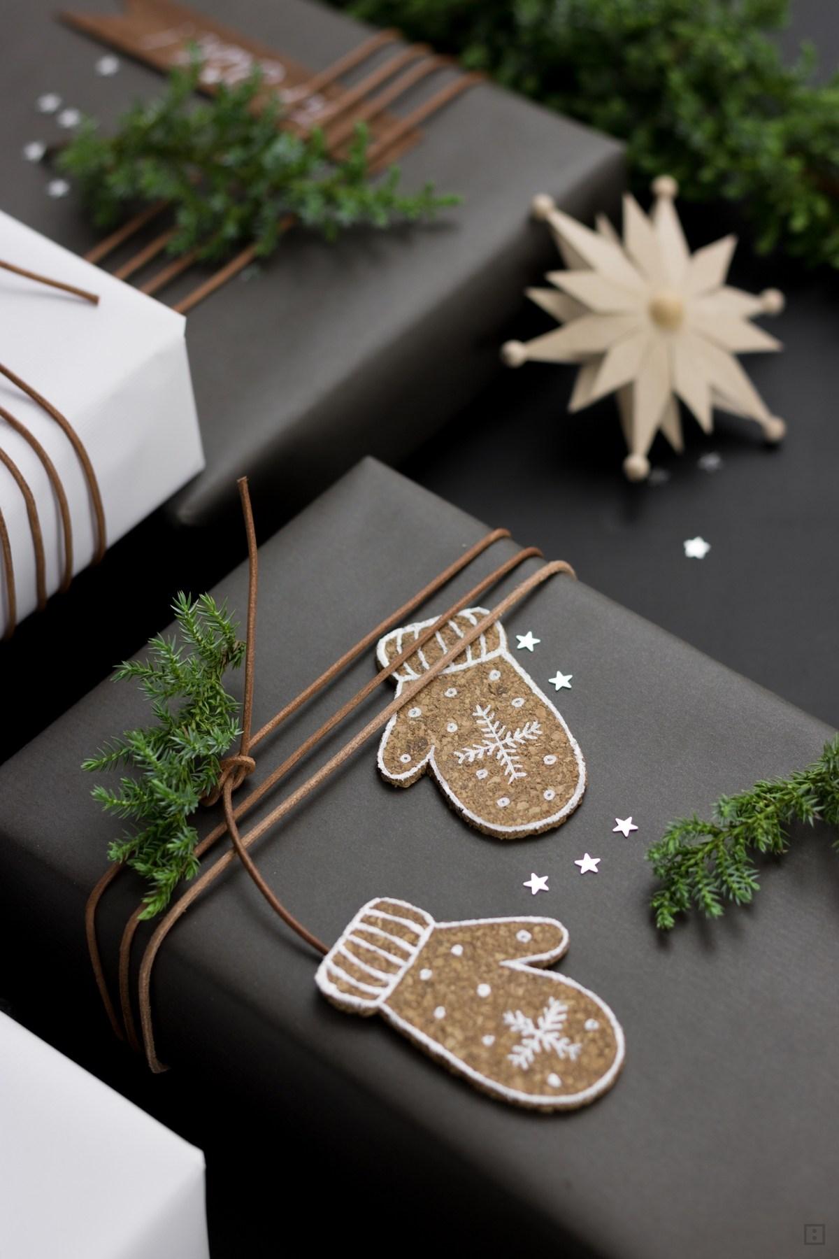 Идеи упаковки новогодних подарков