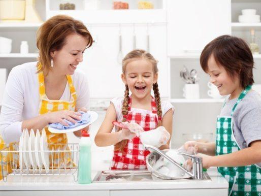 Какое лучшее экологичное средство для мытья посуды? — Народные рецепты своими руками