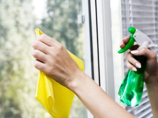 Чем и как помыть пластиковые окна, чтобы не было разводов? — Лучшие советы