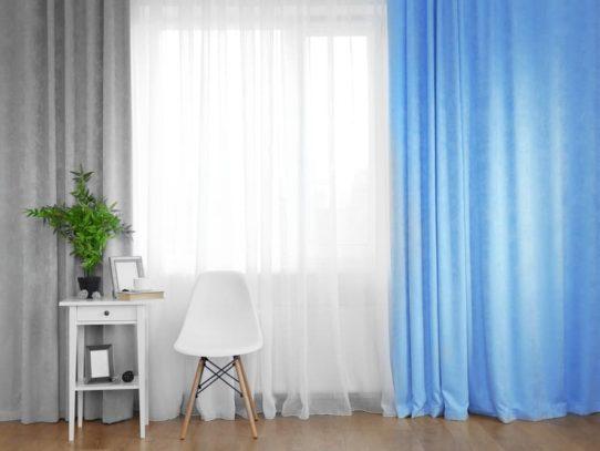Как постирать шторы, чтобы не гладить — Лучшие методы
