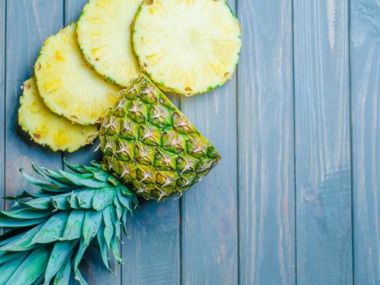 Как правильно и быстро чистить ананас — Мастер-класс с фото и видео