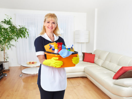 Как убрать комнату за 5 минут? — Быстро и чисто!