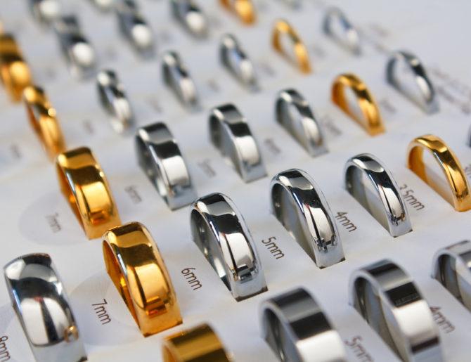 Как узнать размер кольца на палец — Подробная таблица