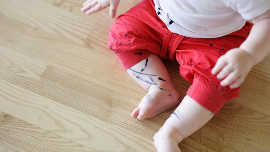 Как вывести маркер с одежды в домашних условиях — Заметаем следы творчества