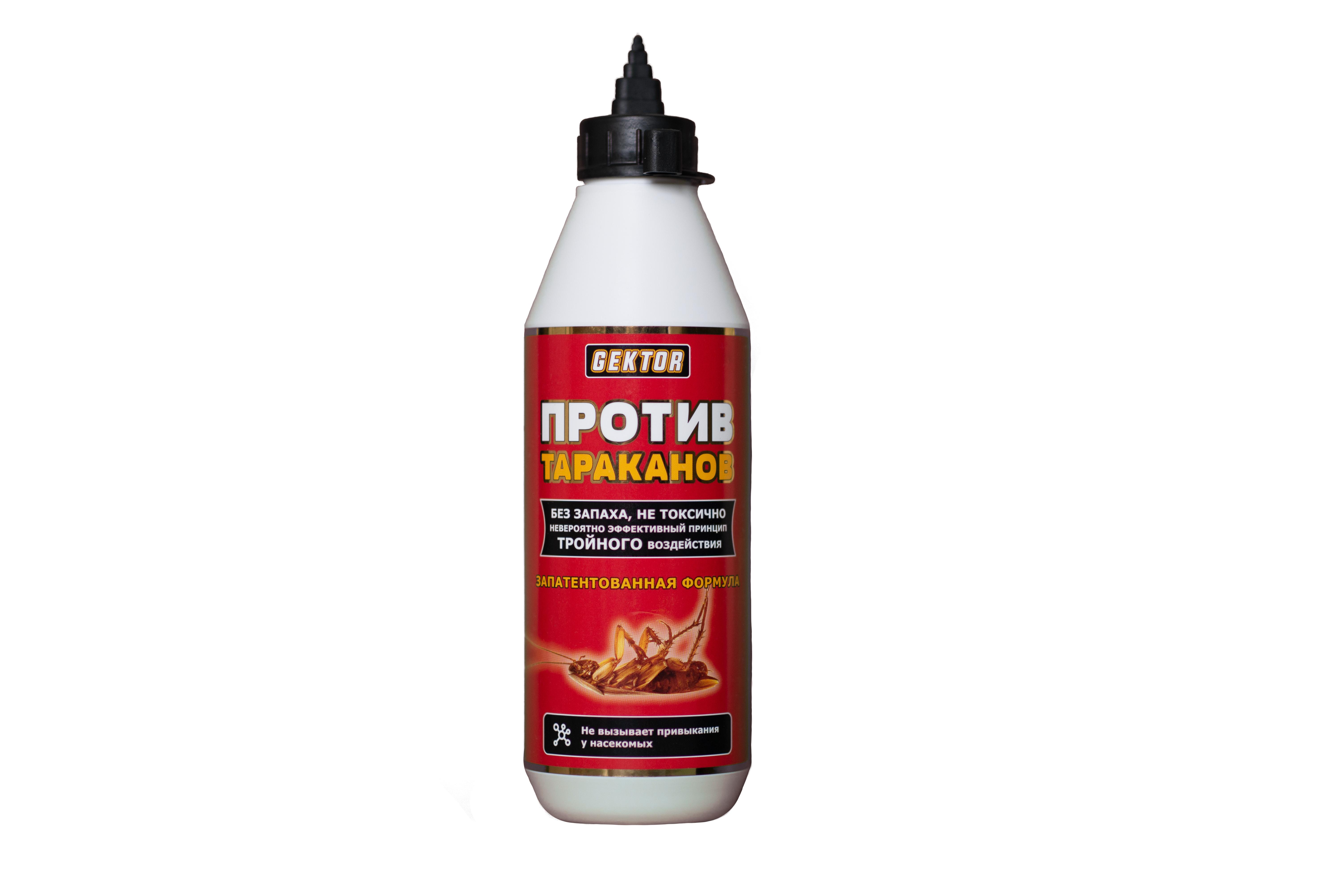 Гель от тараканов – Самое эффективное средство