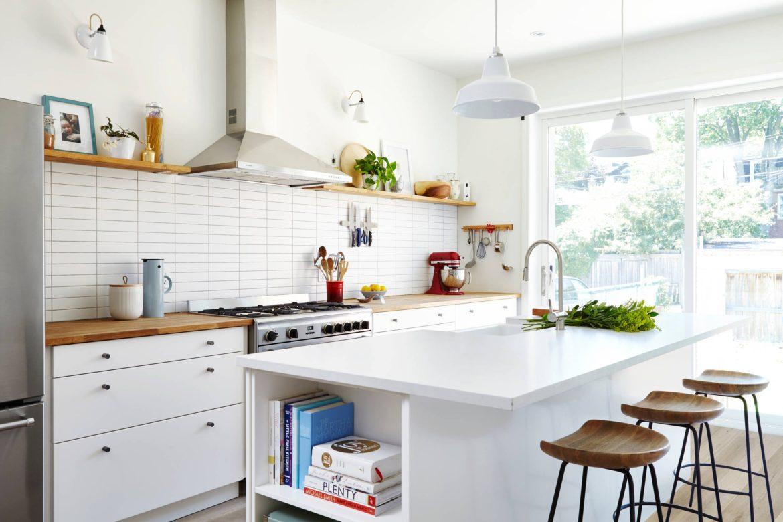 Скандинавский стиль в интерьере кухни — Современные идеи нордического дизайна
