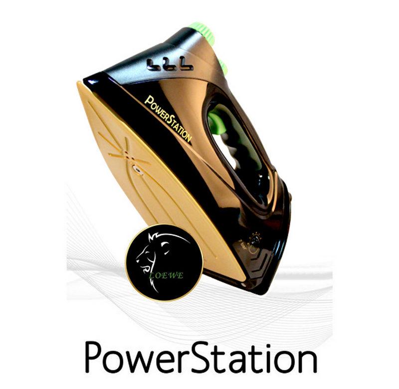 Паровая бомба — Обзор утюга-парогенератора Loewe Premium Power Station