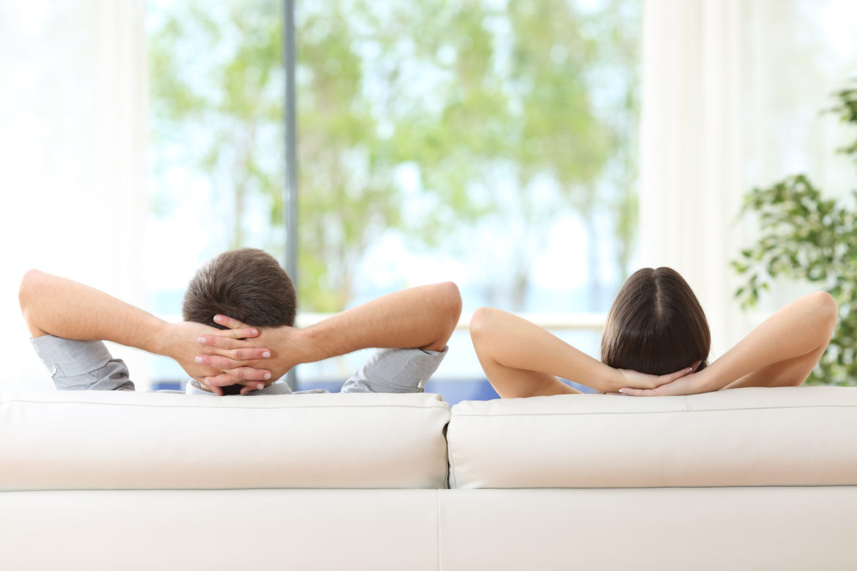 Диваны со съемными чехлами: лучшее решение в доме