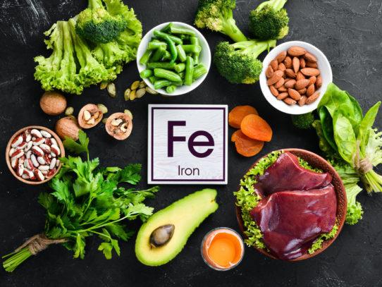 В каких продуктах содержится железо — Расширенный список