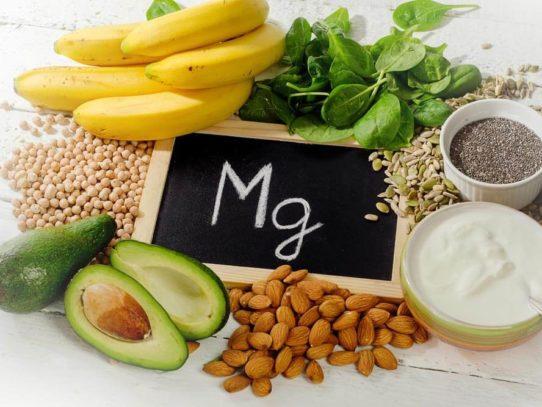 В каких продуктах содержится магний таблица — Как обогатить свой рацион