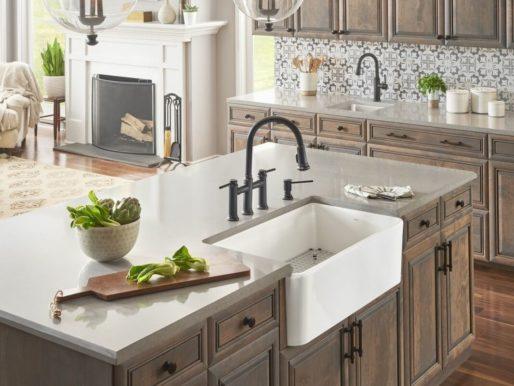 Самые красивые кухни — 45+ Идей дизайна для вдохновения