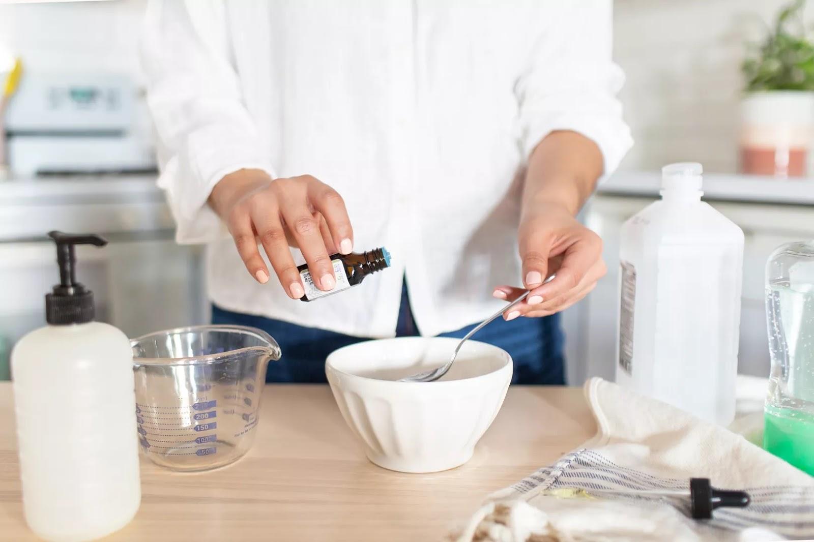 рецепт антисептика для рук своими руками