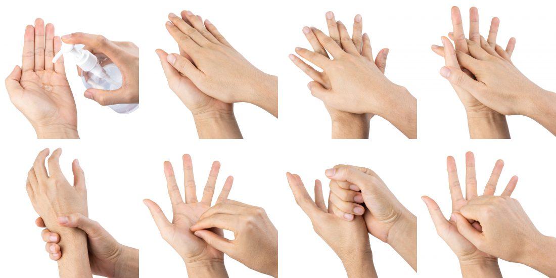 антисептик для рук своими руками