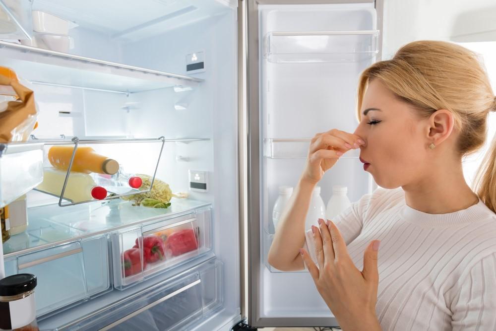 Чем убрать запах в холодильнике — ТОП средства