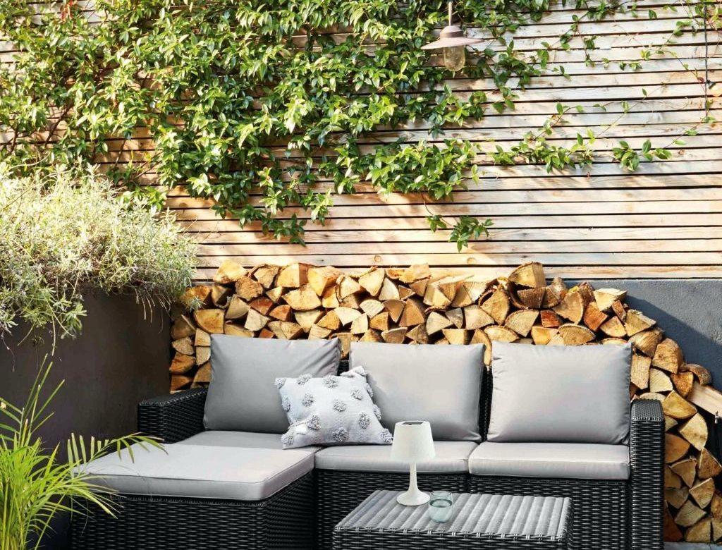35+ Идей: Садовая мебель —  Как создать райский уголок